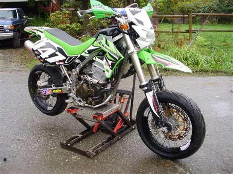 Klx Supermoto by Klx250s Supermoto Wheels Kawasaki Forums