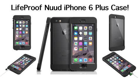 lifeproof nuud iphone 6 plus 6s plus