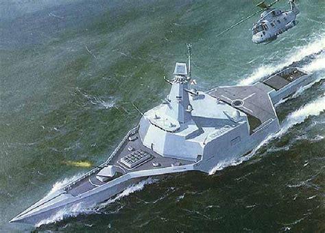 trimaran warship warships armchair admirals ahoy page 130