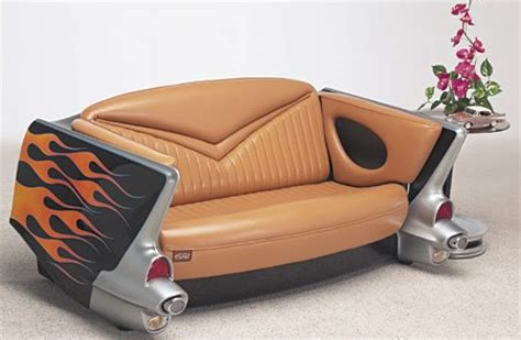 and stupid ideas classic car seat sofa