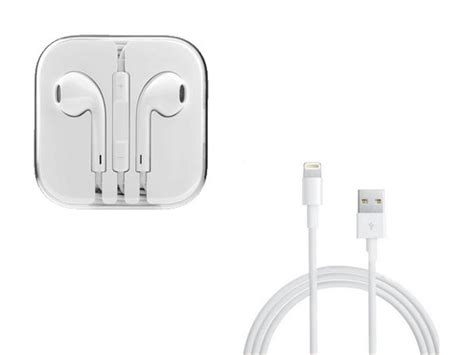 Charger Dan Headset Iphone 5 the iphone 5 5s charging audio bundle stacksocial