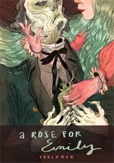 themes of rose for emily symbolism in a rose for emily by faulkner
