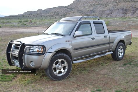 Nissan Frontier Supercharged by 2002 Nissan Frontier Crew Cab Supercharged 4x4