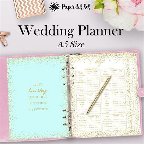 printable free wedding planner book best 25 wedding planner book ideas on pinterest wedding