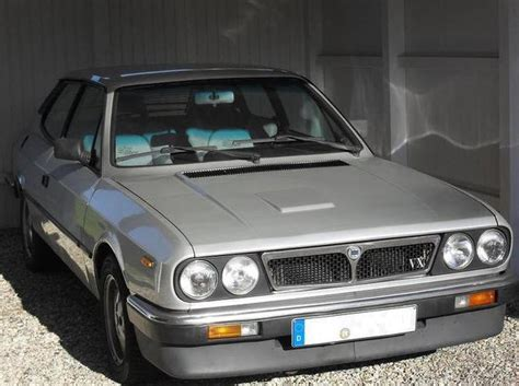 Lancia Beta Hpe For Sale 1984 Lancia Beta Hpe Classic Italian Cars For Sale