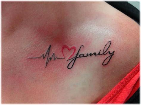 tattoo ekg family pics for gt ekg tattoo chest