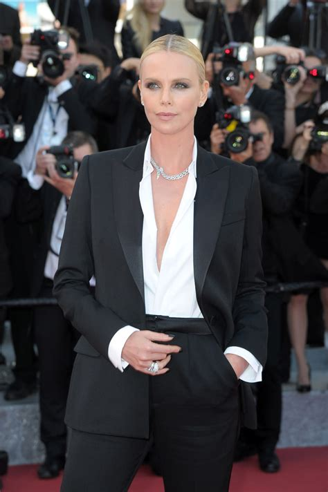 Festival Fashion Brangelina And Charlize Hit The Carpet In Venice And Deauville by Cannes 2016 Charlize Theron Arasale