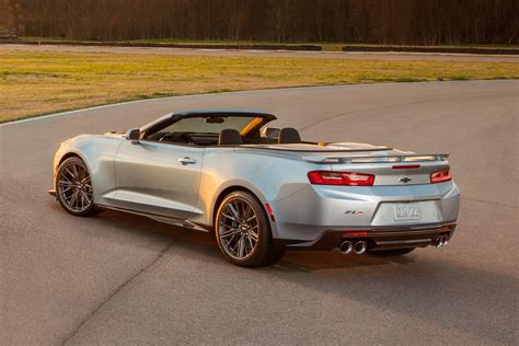 chevy camaro edmunds used 2017 chevrolet camaro convertible pricing for sale