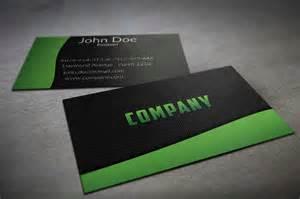 business card template black textured black and green business card template by borcemarkoski on deviantart
