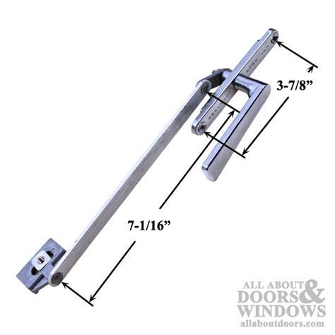 jalousie window operator jalousie window operator lever alcan right