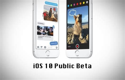 how to install ios 10 public beta on your iphone or ipad download ios 10 public beta iphone ipad ipod touch