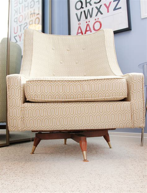 how to turn an armchair into a rocker make any arm chair into a swivel rocker