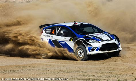 ford rally car kuwait rally 2013 by gtmq8 on
