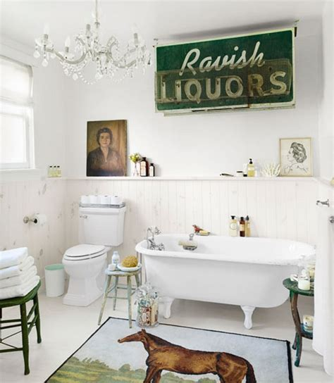 vintage bathroom decor ideas vintage decor to remodel your luxury bathroom maison