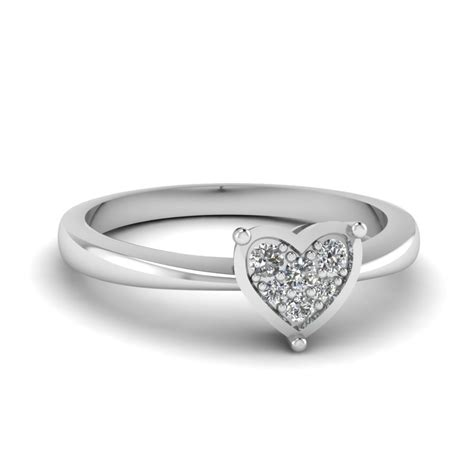 buy cheap promise rings fascinating diamonds