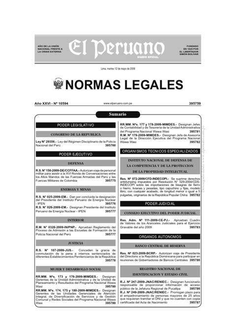 ley del regimen disciplinario de la policia nacional del ley del regimen disciplinario de la policia nacional del peru