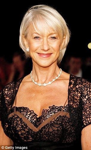 film actresses over 70 dame helen mirren s found the look that makes any woman