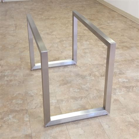 metal x table legs poseidon table bases custom metal home
