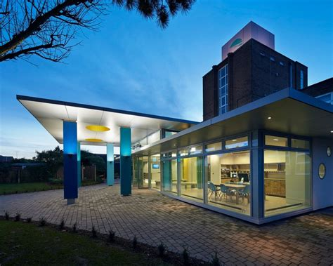 rivers academy london feltham building  architect