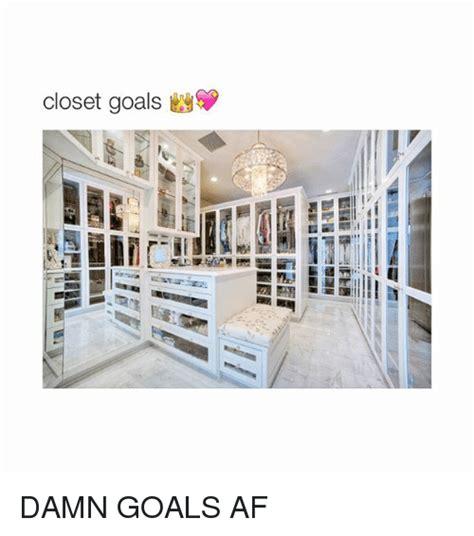 Closet Desk closet goals damn goals af af meme on sizzle