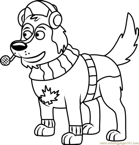coloring pages pound puppies pound puppies agent todd coloring page free pound
