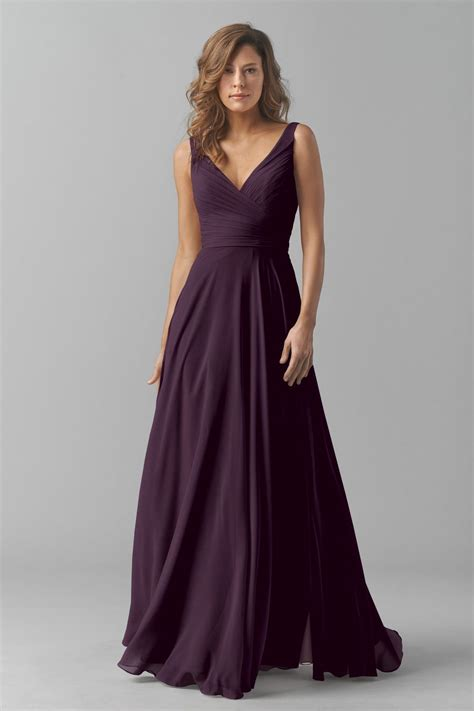 colored bridesmaid dresses watters dress bridesmaid dresses in 2019