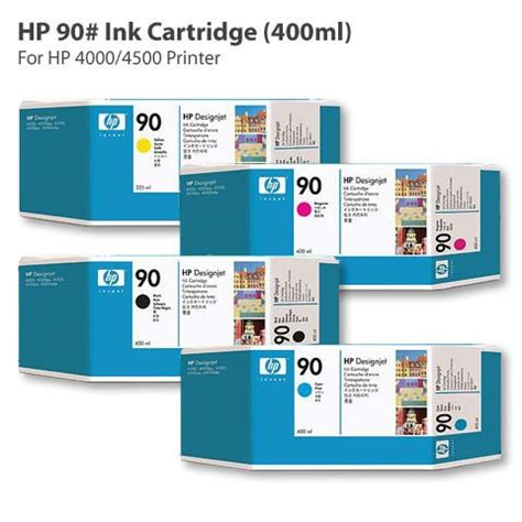 Hp Black Ink Cartridge 704 100 Original hp 90 printhead for hp designjet 4000 4500 large format