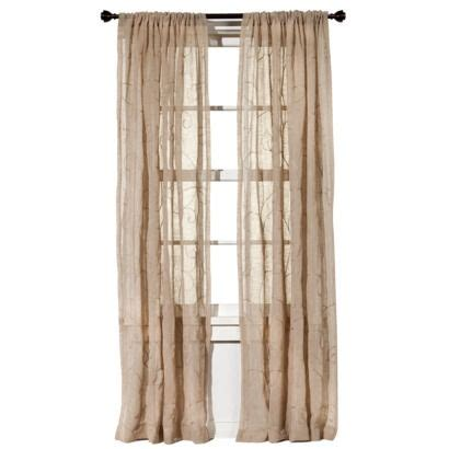 red sheer curtains target 100 target threshold sheer curtains red white black