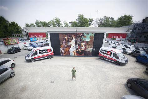 lavado de coche en puerto venecia parking aeropuerto mil 225 n malpensa t1 t2 parkingo