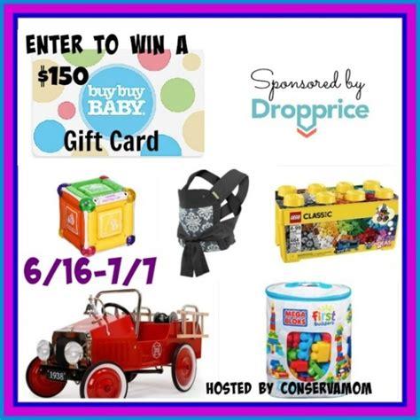 Buy Buy Baby Gift Cards - 150 buy buy baby gift card giveaway us ends 07 07 pink ninja blogger