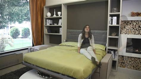 In Wall Bed by Smart Living Presents Wall Bed Collection 2014
