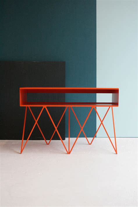minimal furniture design the minimalist furniture made of steel 2 fubiz media