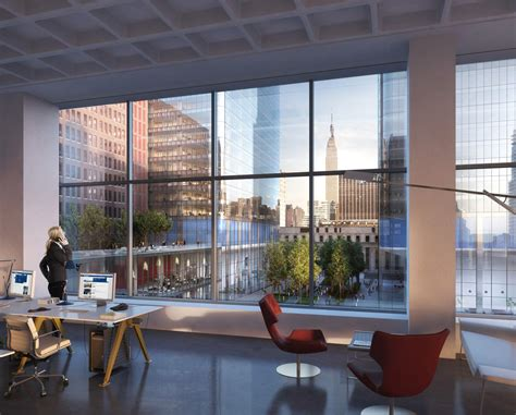 office view gallery of rex unveils details of five manhattan west