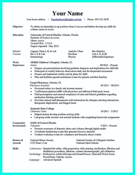 area of interest in computer science in resume resume ideas