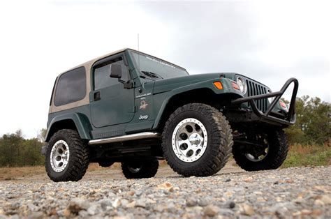 3 Inch Lift Kit Jeep Grand Country 646 3 75 Quot Lift Combo System For