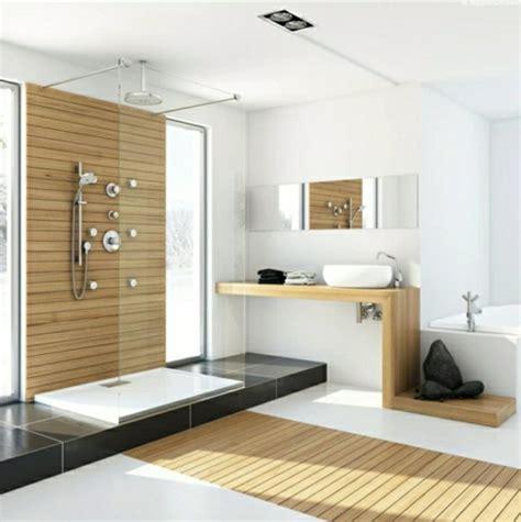 badezimmer backsplashes waschtisch aus holz f 252 r mehr gem 252 tlichkeit im bad