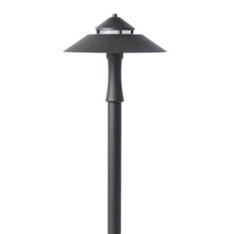 Portfolio Led Landscape Lighting Shop Portfolio Specialty Bronze Low Voltage 6 4 Watt 20 W Equivalent Led Path Light At Lowes
