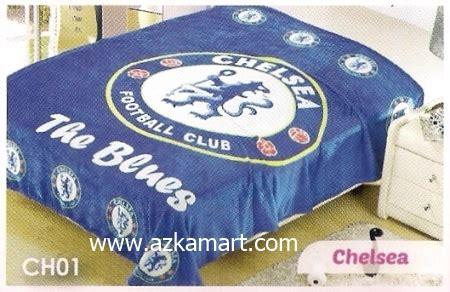 Karpet Selimut Halus Motif Klub Bola jual selimut murah sprei dan selimut motif bola