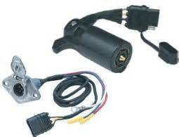 trailer tow vehicle wiring adapters at trailer parts