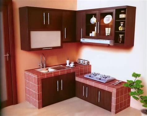 Lemari Dapur Gas dapur minimalis modern ukuran 3x3 terbaru 2018 1001