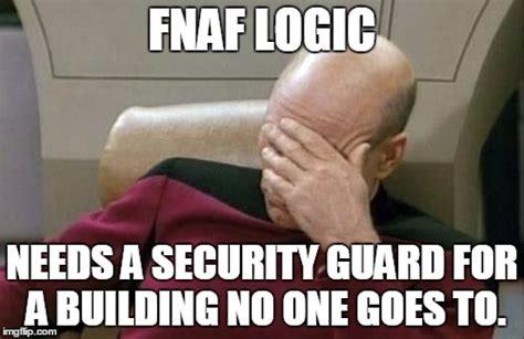 Security Guard Meme - captain picard facepalm meme imgflip