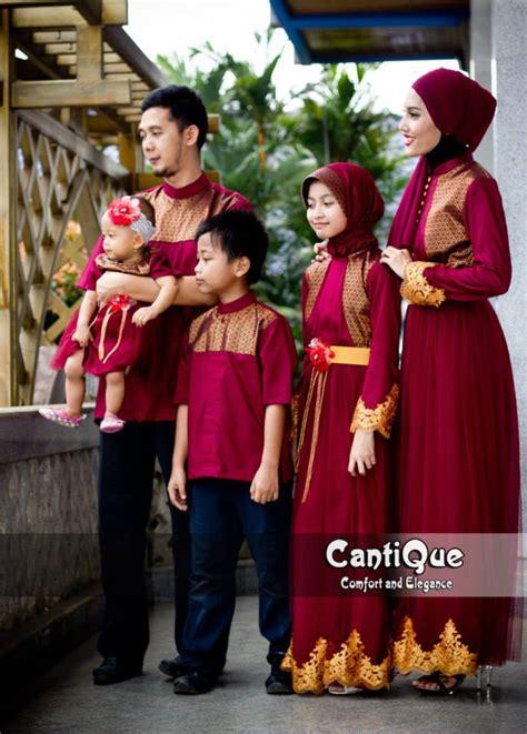 Baju Keluarga Branded model busana muslim untuk keluarga tikamaesaroh