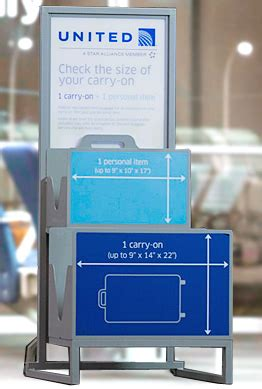 united airlines baggage sizes united airlines carry on size air travel forum tripadvisor