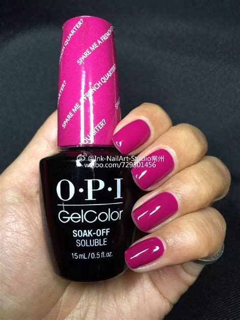 opi colors opi new orleans opi gelcolor nails opi nails nails 2017
