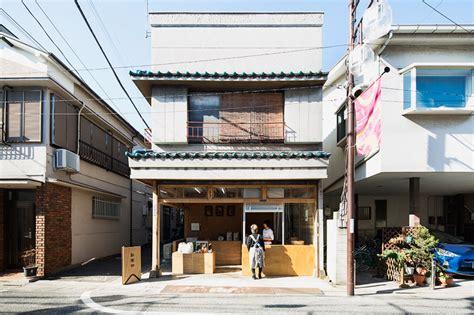home design stores tokyo okomeya rice store by schemata enlivens tokyo shopping street