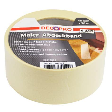 reno maler maler abdeckband 48mmx50m sonderpreis baumarkt
