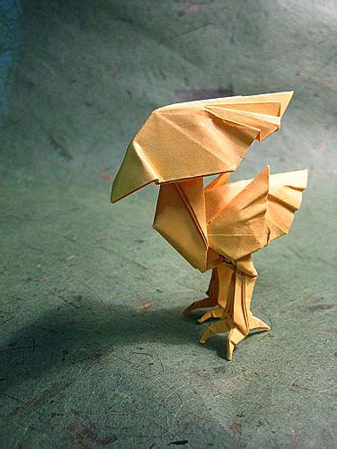 Origami Anime - mind blowing origami based on comics anime and