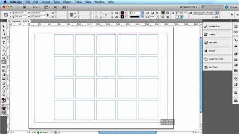 grid layout tutorial how to create an indesign grid with gridify the grid system