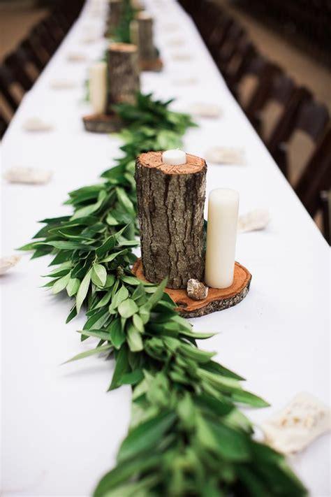 15 Simple, DIY Fall Wedding Decorations