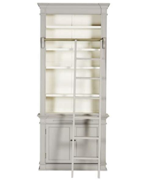 White Bookcase With Ladder 1000 ideas about ladder bookcase on bookcases ladders and ladder shelves